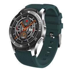 Silikon-Brücke-Sport-Armbanduhr-Drucken NFC der Fabrik-Preis-Qualitäts-Form-Uhr-Gt107