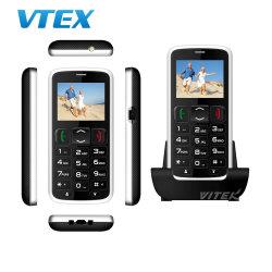 بيع سريع 2.0بوصة 2 جم 3G مفاتيح SOS ميني كبيرة موقع المسار الأول للوحة المفاتيح الهاتف المحمول