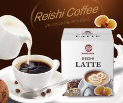 Haute qualité Tongkat Ali Reishi Latte Café instantané 3 en 1