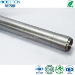 ACETRON 4N 99,99% من التيتانيوم، هدف التوتار الدوار للتسرّب أثناء شفط الهواء/الضغط على شكل PVD