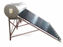 Sistema de aquecimento de água solares aço inoxidável (SPC)
