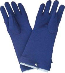 De medische Handschoen van het Lood van de Röntgenstraal van de Stralingsbescherming Vingers Gescheiden
