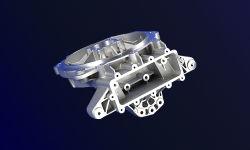 Alliage en aluminium de précision personnalisé rentables Die-Casting pièces et produits Die-Casting en alliage de magnésium sont utilisées pour faire Accessoires automobiles