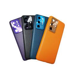 Geval van de Telefoon van de Cel van de Bescherming van de Camera van de Sticker van het Metaal van het Geval van de Dekking van de Telefoon van de manier het Mobiele voor Huawei p40-PRO