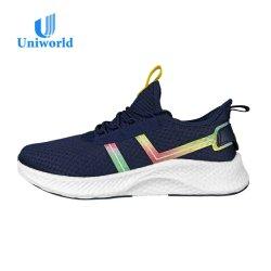 """شركة التصنيع الفيتنامي الموحدة للوقاية من الانقلاب طراز جديد مريحة لرجال الجملة"""" أحذية رياضية من النسيج الشبكي جيدة التهوية"""