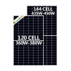 Lovsun 144cells 잘린 태양 전지판 5bb 고품질 PV 모듈 반 380W 390W 400W 405W 410W