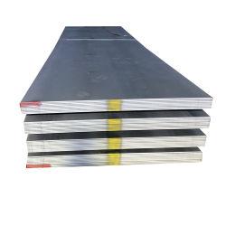 高強度熱間圧延 AISI ASTM 201/304/316/321/904L/2205/2507 ステンレス / 2mm/4mm/6mm/8mm 厚亜鉛めっき / 炭素鋼板価格