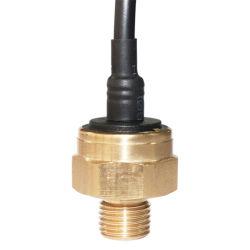 Erhältlich vorbereiten, um zu versenden des Messinggehäuse-keramische kapazitive Druck-Fühler-10 Ausgabe Stab-der Reichweiten-0.5-4.5V