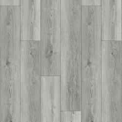 Grano de madera impermeable de PVC Haga clic en el Tablón de pvc revestimientos de interior suelos de baldosas WPC
