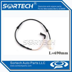 Capteur d'usure des plaquettes de frein pour BMW E90 E92 E93 34352283405