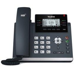 IP de yealink T41s de 6 líneas de teléfono de escritorio teléfono IP con poe SIP-T41S