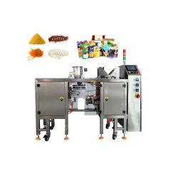 Sac automatique de l'ail oignon poireau Ginger Mustard Origan Paprika Steak Poblano Spearmint Machine d'emballage de poudre