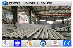 Fornitore della tubazione senza giunte rotonda dell'acciaio inossidabile del metallo del tubo/fornitore di marinatura e di tempera