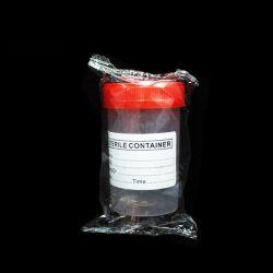 En plastique jetables pour prélèvement urinaire médical tasse avec la FDA This ISO
