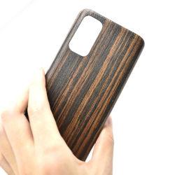 إمداد المصنع بسعر جذاب لهاتف محمول من الخشب لشركة سامسونج S20
