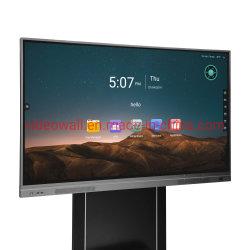 DSの技術DV18の移動可能な立場のsmartboardの対話型の白板のタッチ画面
