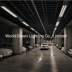 La fábrica de embalaje Semi-Outdoor mucho Outdoor Indoor Tri-Proof Luz LED con sensor de luz (RF)
