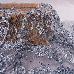 Correa de malla de encaje tres - en - Una Pieza con cordón de bordado correa plana cinta bordado especial