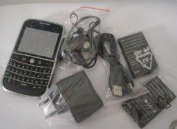 BB W9000 WiFi-telefoon Qwerty-toetsenbord met touch