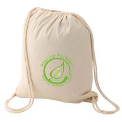 Cadena personalizada algodón bolsa