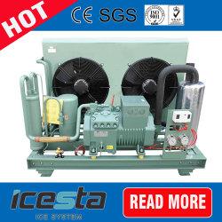 Unité de condensation du compresseur de réfrigération Bitzer, unité de réfrigération