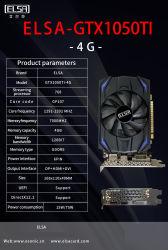بطاقة Elsa Nvidia GTX 1050 Ti بطاقة VGA 4 جيجا بايت/8 جيجا بايت، بطاقة فيديو، بطاقة رسومات