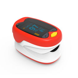 Baby-Fingerspitze-Oximeter-Monitor mit OLED Bildschirmanzeige-Oximeter