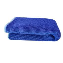 표면 처리 매우 파란 Microfiber 차 청소 피복 자동 선발 마술 찰흙 바 수건