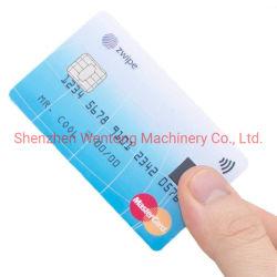 بطاقات PVC الخاصة بماكينة قطع بطاقات بنك ماكينات الموت