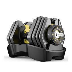 Valleymoonのホーム体操の適性装置のダンベル15kg 32lbの調節可能なダンベルセット