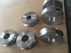 Rouleau de porte coulissante en acier/roues/de la poulie