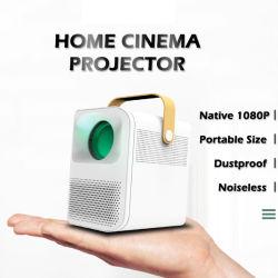 Nouvelle lampe LED 1080P film vidéo mobile portable Mini Projecteurs LCD