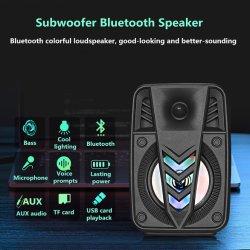 고품질 4 인치 휴대용 스피커 Bluetooth 스피커 시스템