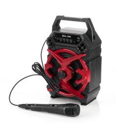 Fabrik-Preis Rollenstab 6.5 Zoll TFusb-FM beweglicher drahtloser Subwoofer Bluetooth Lautsprecher-im Freienaktivitäten