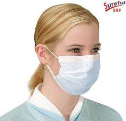 Maschera di protezione non tessuta con il filtro (maschera di protezione medica)