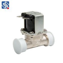 Fpd360f 12 В постоянного тока 24 В постоянного тока водяной клапан с электроприводом 12В пластмассовую горячей водой миниатюрных соленоидных клапана