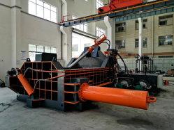 Appuyez sur la ramasseuse-presse hydraulique Machine utilisée pour l'acier Aluminium Cuivre Fer comprimé