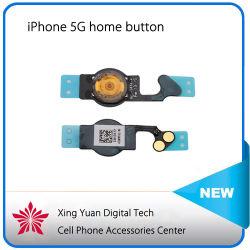 Bouton d'accueil originale 5 câble souple pour iPhone 5G Bouton Accueil câble souple