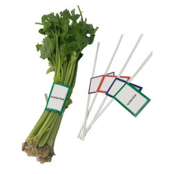Classificação de vegetais de cor múltiplos vínculos de torção de Papel para Embalagem