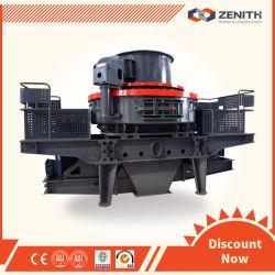 trituradora de piedra de arena de granito de Zenith línea de producción de arena artificial Máquina de hacer arena/máquina de hacer arena (10-250tph)