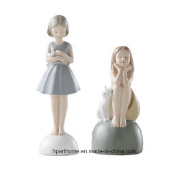 New Collection resin Angel Figurine OEM Polyresin 동상