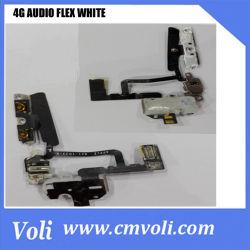 GroßhandelsHeadphone Audio Flex For iPhone 4G White Color