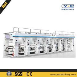 기계 (YEMS 시리즈)를 인쇄하는 중간 속도 윤전 그라비어