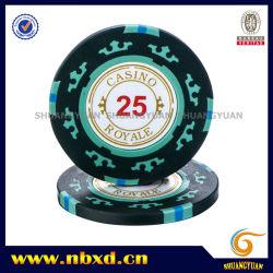 14G de l'argile 007 James Bond Casino Royale Poker Chip