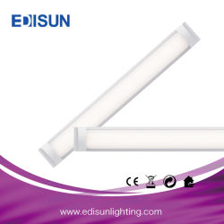 26W droites 0,9M LED Slim Batten Lumière linéaire avec Alu Stand