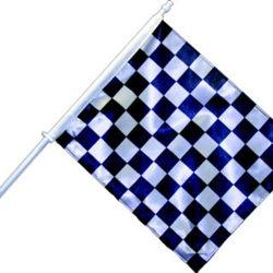 Auto-Fenster-Markierungsfahneteardrop-Dreieck-Markierungsfahnen