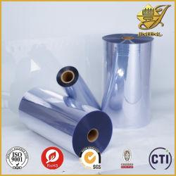 Pellicola dura rigida trasparente medica del PVC della plastica per imballaggio farmaceutico
