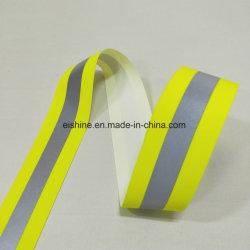 Katoenen van de Stof van de Band van de anti-Brand van En11612 Weerspiegelend Materiaal voor Beschermende Kleding