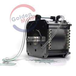기관자전차 배 전차를 위한 48V 20KW BLDC 무브러시 모터