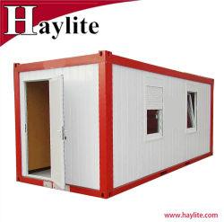 Pré-fabrico 20FT fácil plana montada Pack Modificada Contêiner House para o escritório doméstico